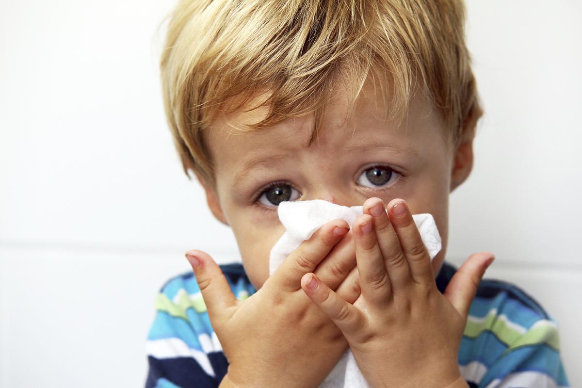 У дитини бронхоспазм – що робити?